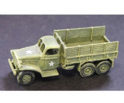 Skytrex 15mm CD206F WWII US GMC (Hard Cab) Open Back